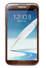 Смартфон Samsung Galaxy Note 2 GT-N7100 Amber Brown - Климовск